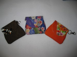 Fun Purse made In the Hoop - No extra sewing! Design provided by Jericho Designs