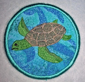 Sea Turtle Coaster
